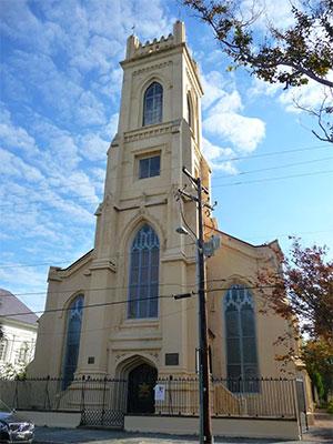 Unitarian Universalist Church, Sanctuary